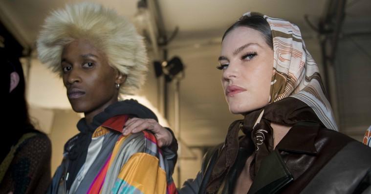 Han Kjøbenhavn debuterede under Paris Fashion Week – Lykke May gik showet