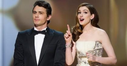 Fra Snehvide med sex-vibes til katastrofale James Franco: De 10 største WTF-øjeblikke ved Oscar-showet