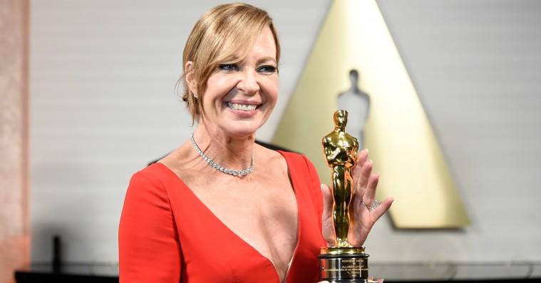 Allison Janney er knust over ikke at være inviteret med til årets Oscar-uddeling