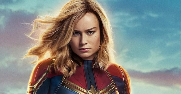Hvad kan Captain Marvel lære af Wonder Woman?