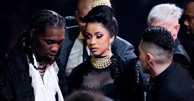 Cardi B deaktiverer sin Instagram efter Grammy-sejr