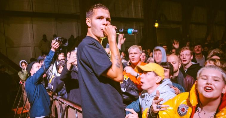 To af Englands mest markante unge stemmer beviste, hvorfor UK rap altid vil være relevant