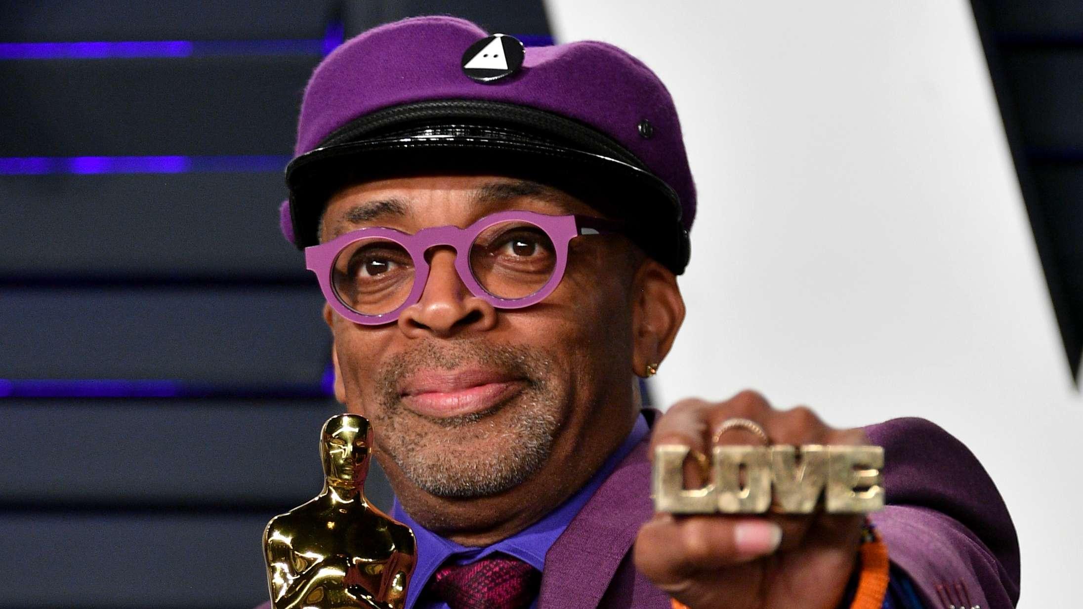 Spike Lee kritiserer de nye Oscar-mangfoldighedskrav – og hylder Chadwick Boseman