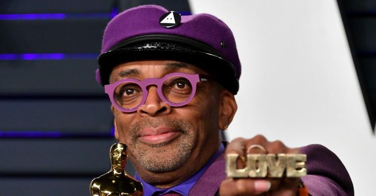 Spike Lee udvandrede i vrede, da 'Green Book' vandt en Oscar for bedste film