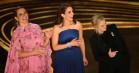 Ikke-værterne Tina Fey, Amy Poehler og Maya Rudolph var Oscar-showets mest underholdende indslag – se det her