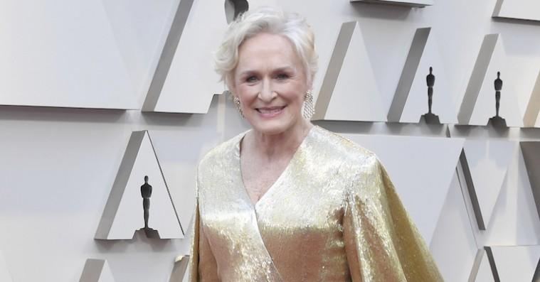 Glenn Close lignede en, der troede, hun endelig skulle vinde en Oscar i 20 kilotung guldkjole