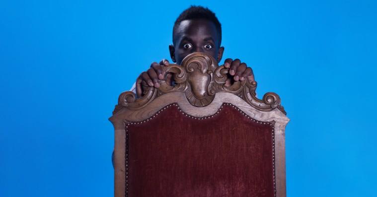 Stortalentet Melvin Kakooza laver comedy med kærlighed: »Hvis man griner af noget, skal det være af mig«
