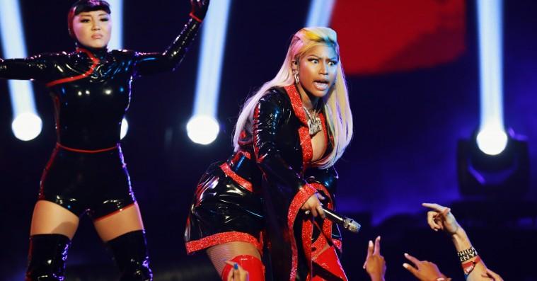 Nicki Minaj kommer til Danmark i sit livs krise