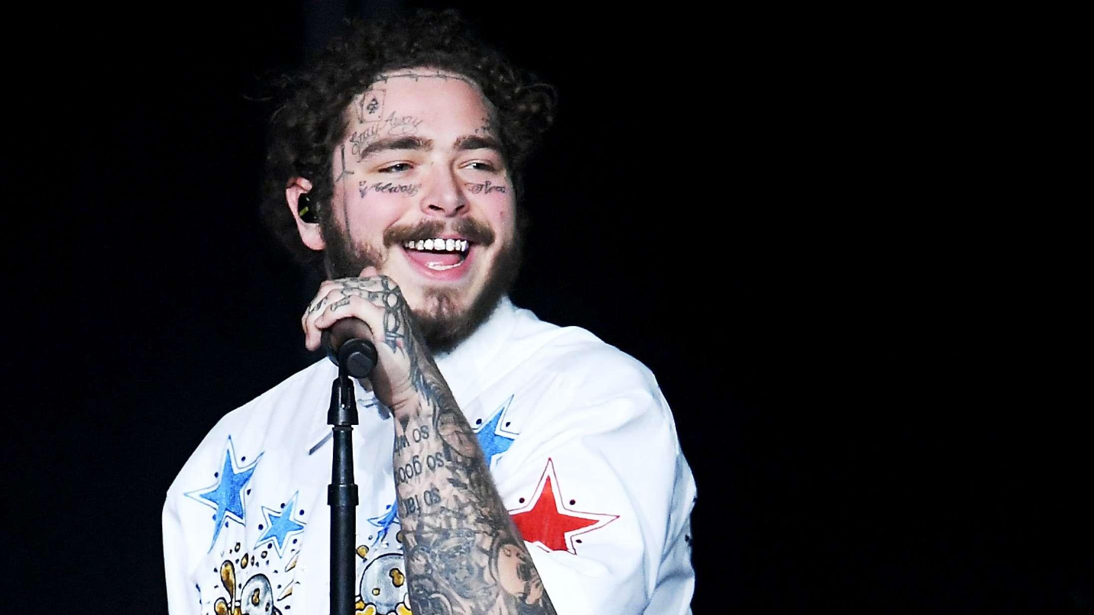 Post Malone-hit bliver den anden sang i historien til at ramme vild Spotify-milepæl