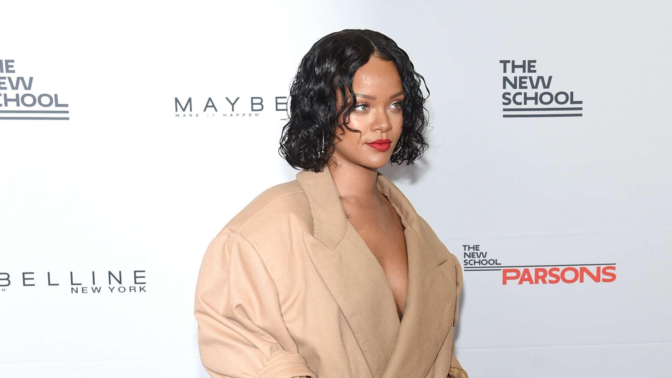 Rihanna giver en update på sit kommende reggae-album