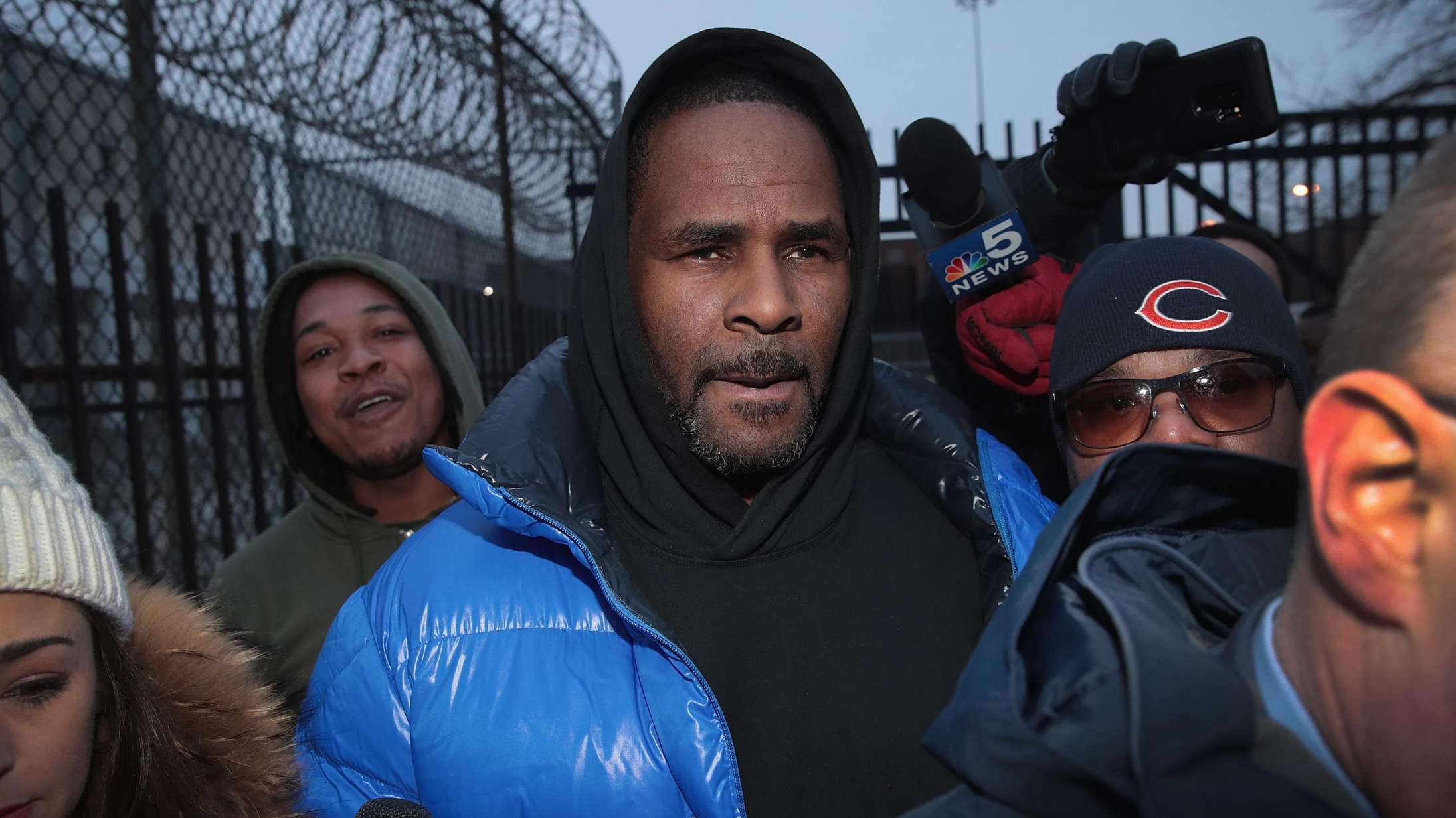 R. Kelly kendt skyldig i kriminel virksomhed og menneskehandel – kan straffes med fængsel på livstid
