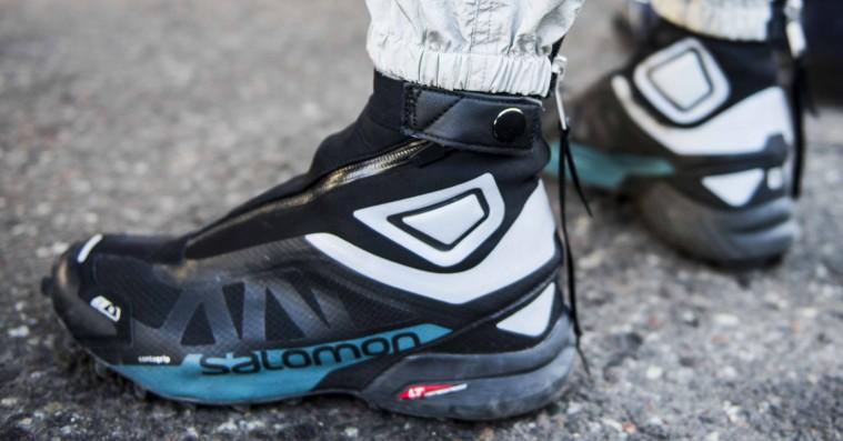 De bedste sneakers vi spottede under Copenhagen Fashion Week