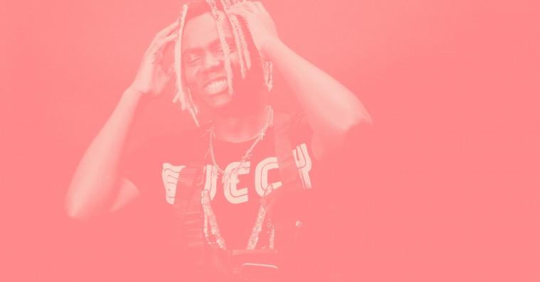 K-phax slagter sine internet-haters og rapper live i Standard – Soundvenues hiphop-podcast