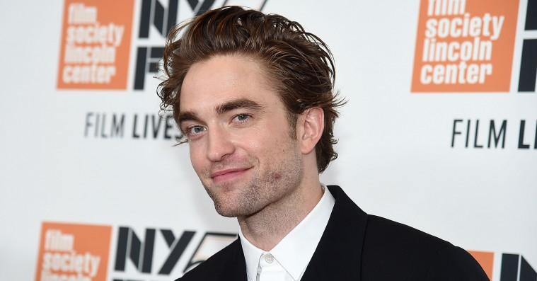 Robert Pattinson blev låst inde, mens han læste manuskriptet til Christopher Nolans kommende »event-film«