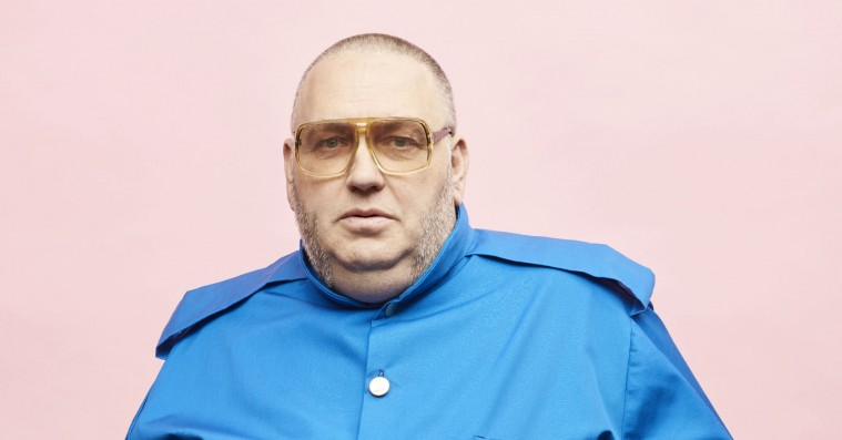 Master Fatman hyldes med 'Tykke Toner' i Royal Arena – Karl William, TopGunn, Medina m.fl. plakaten