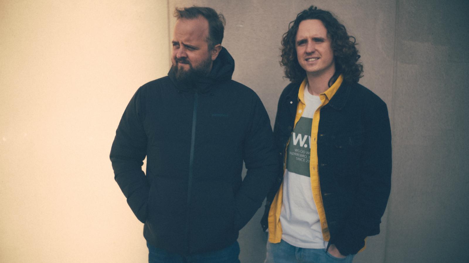 Magnus og Emil Millangs nye film trækker tråde til deres opvækst: »Vi levede i et seriøst familiedrama«