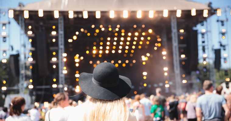 Roskilde Festival afslører nyt område med talks, performances og musik