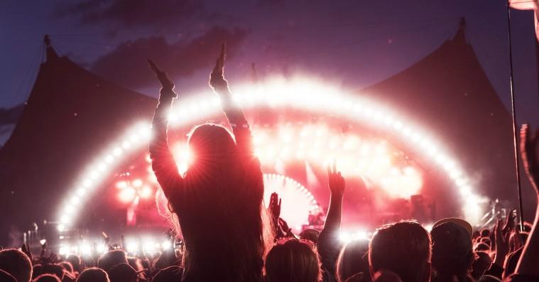 Se kortet over årets Roskilde Festival – flere scener er flyttet rundt
