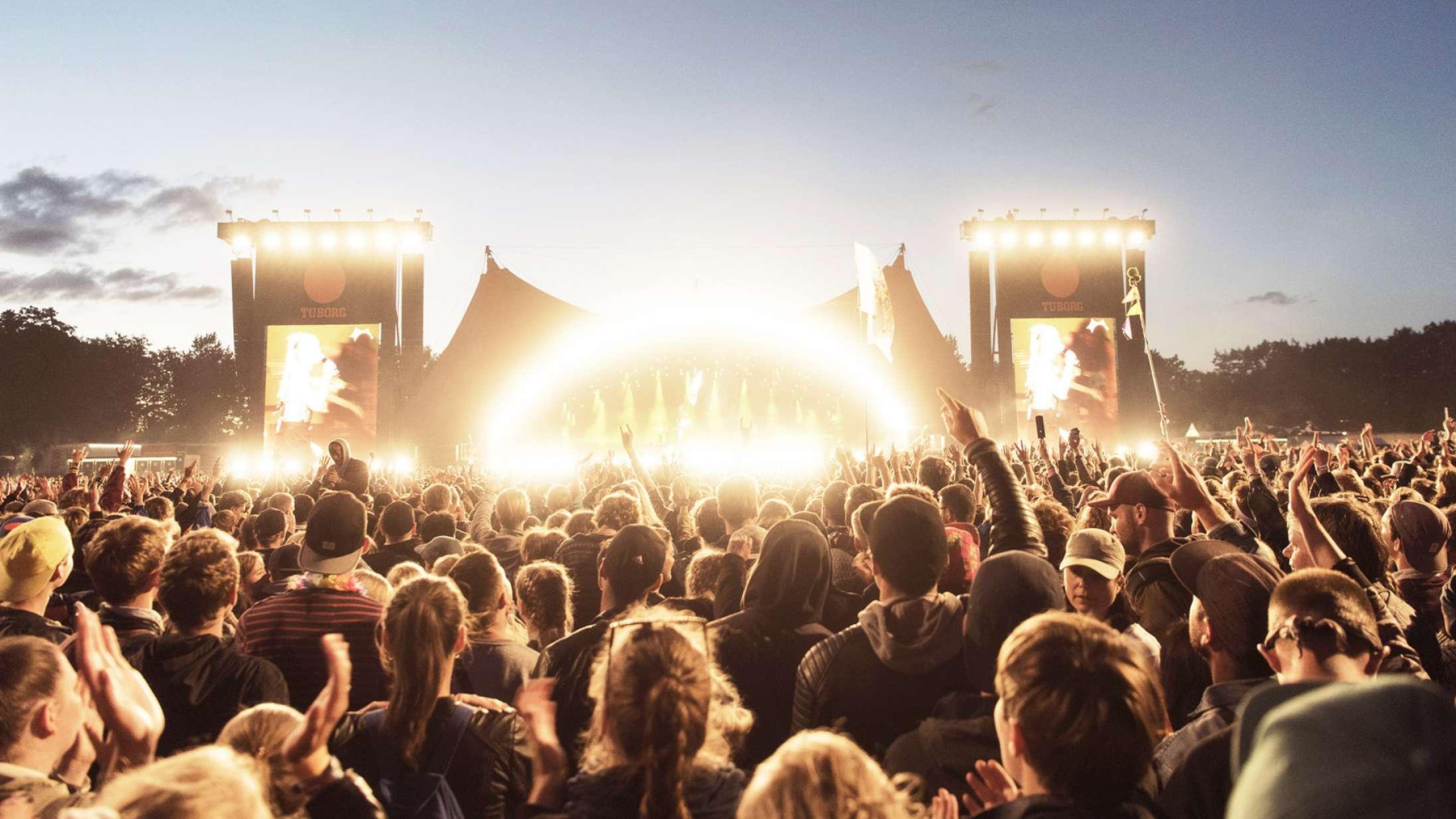 Roskilde Festival har offentliggjort årets spilleplan