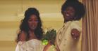 ASAP Rocky og Teyana Taylor rocker en stormfuld 70'er-forelskelse i ny stjernespækket video
