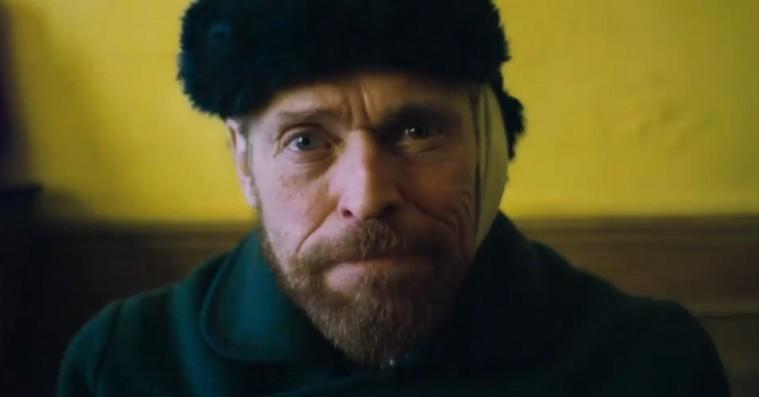 'Van Gogh – ved evighedens port': Willem Dafoe og Oscar Isaac er fremragende i distancerende kunstnerportræt