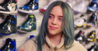 Billie Eilish shopper sko i ny video: »Pige-sneakers er fucking latterlige«