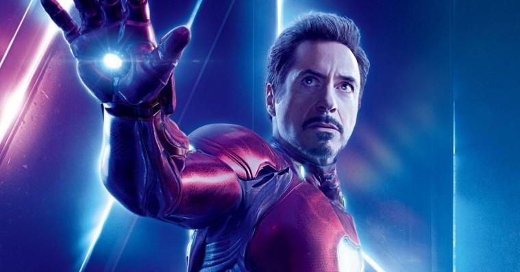 Robert Downey Jr. deler rørende 'Avengers'-video med Tom Holland på sin Instagram