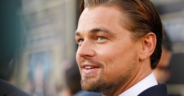 Leonardo DiCaprio hænger ud med sit nye idol: Klimaaktivist Greta Thunberg