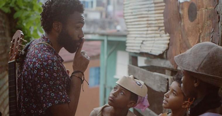 'Guava Island': Donald Glovers nye Childish Gambino-film er flot, farverig og flad
