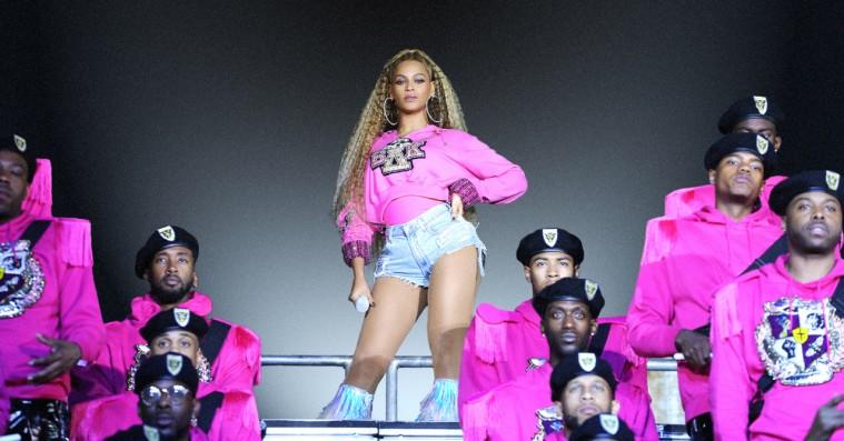 Med Netflix-filmen 'Homecoming' skriver Beyoncé musikhistorie for øjnene af seeren