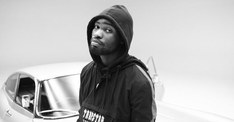 UK-rapperen Dave kommer til Danmark