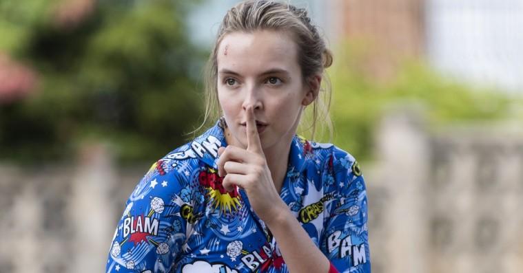 Lyt til SOUNDVENUE STREAMER: 'Killing Eve's frygtelige kvinder og svensk skoleskyderi på Netflix