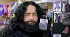 Emilia Clarke går undercover som Jon Snow på Times Square – og genforenes med Khal Drogo
