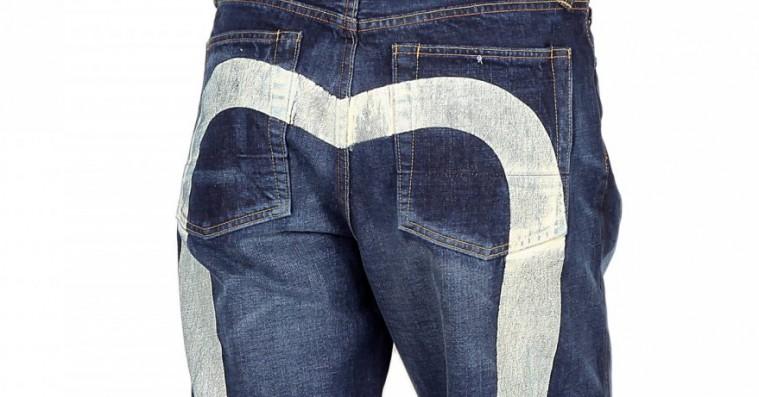 Hiv mågerne ud af fryseren igen: Evisu-jeans er tilbage