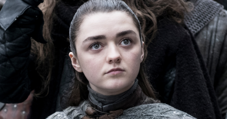 Maisie Williams og Sophie Turner reagerer på den intime scene i det nye 'Game of Thrones'-afsnit