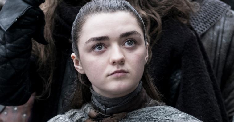Maisie Williams og Sophie Turner reagerer på den intime scene i det nye 'Game of Thrones'-afsnit