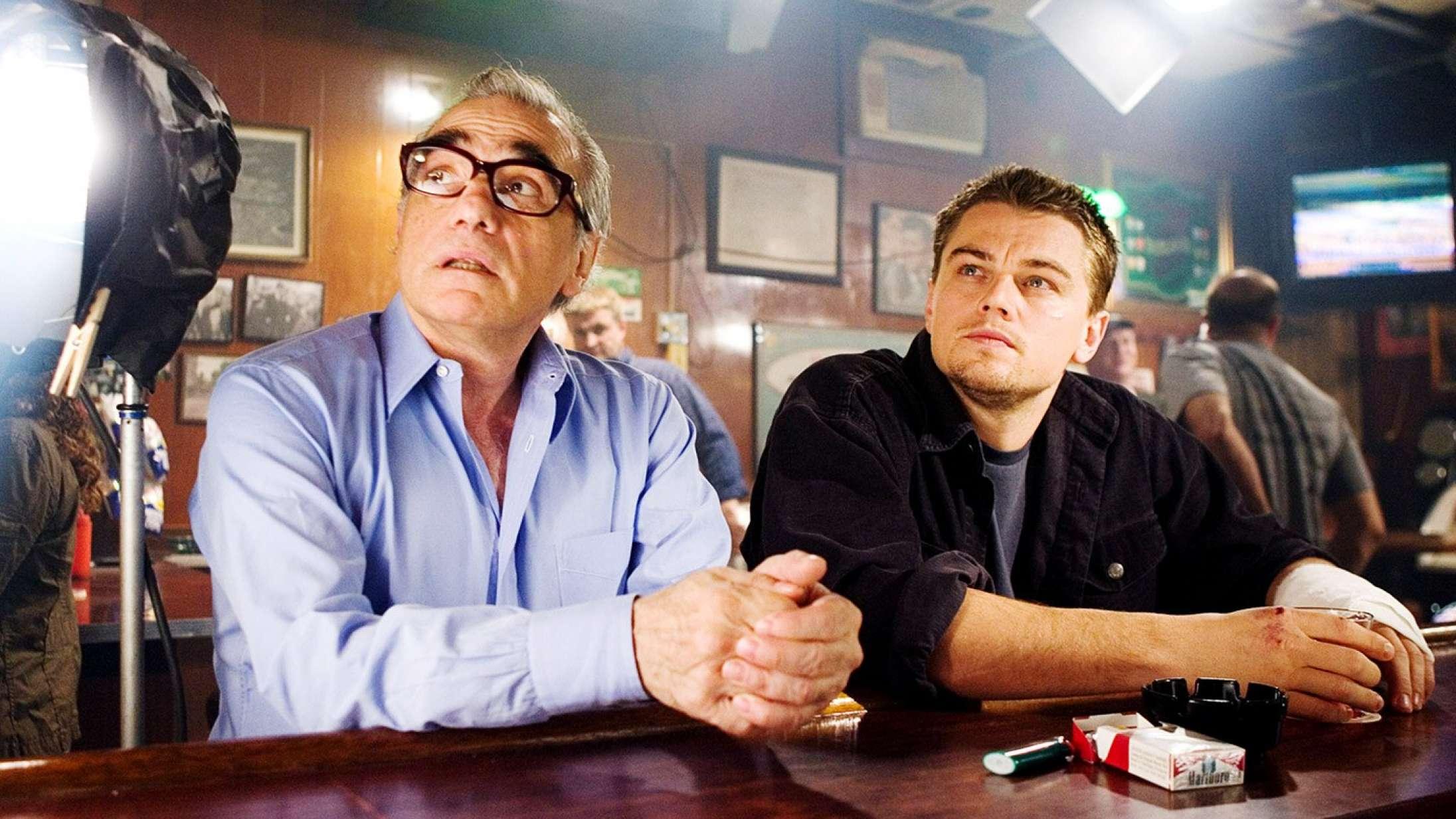 Scorsese-fans, se her: Gratis bag kulissen-film giver intimt indblik i 'The Departed'-optagelserne