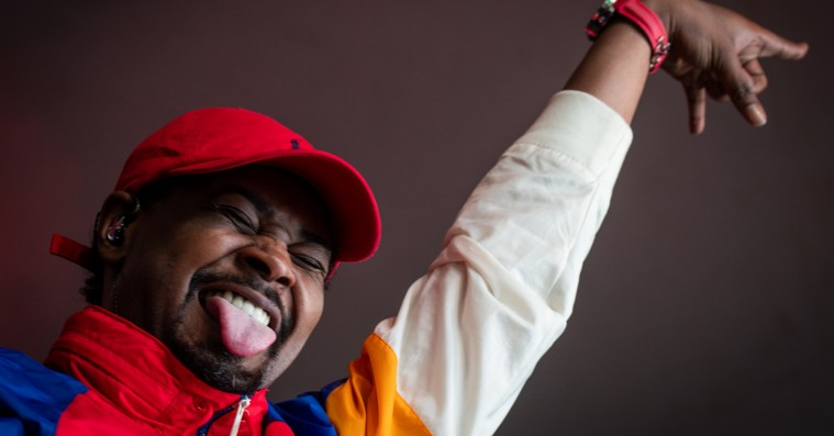 Danny Brown slår sig sammen med Run the Jewels og Jpegmafia på ny single: '3 Tearz'