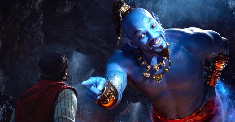 'Aladdin'-rap: Hør Will Smiths hiphopversion af 'Friend Like Me' med DJ Khaled