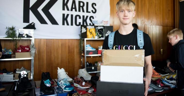 Generationskamp i sneaker-verdenen? Vi tog pulsen på Sneaker Banquet
