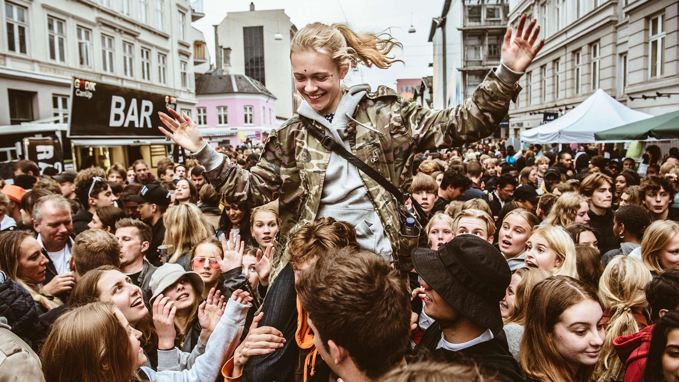 Distortion aflyser årets festival