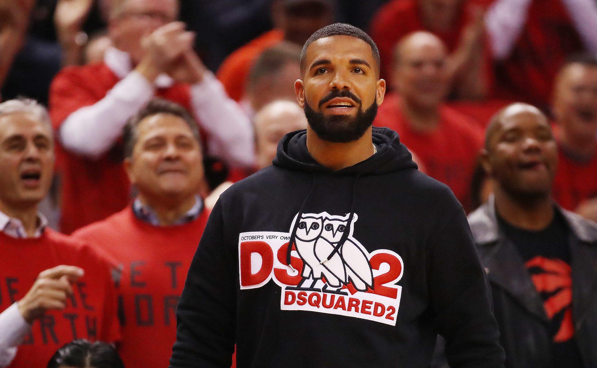 Drake lover, at hans næste album bliver kortere end 'Scorpion'
