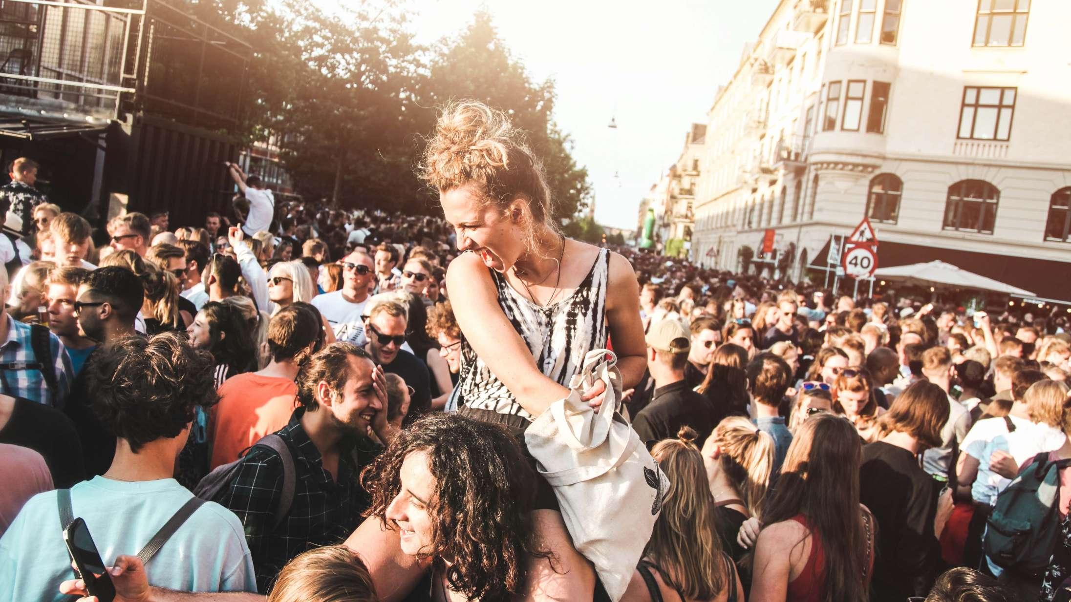 Distortion holder surprise-begivenheder i København denne uge
