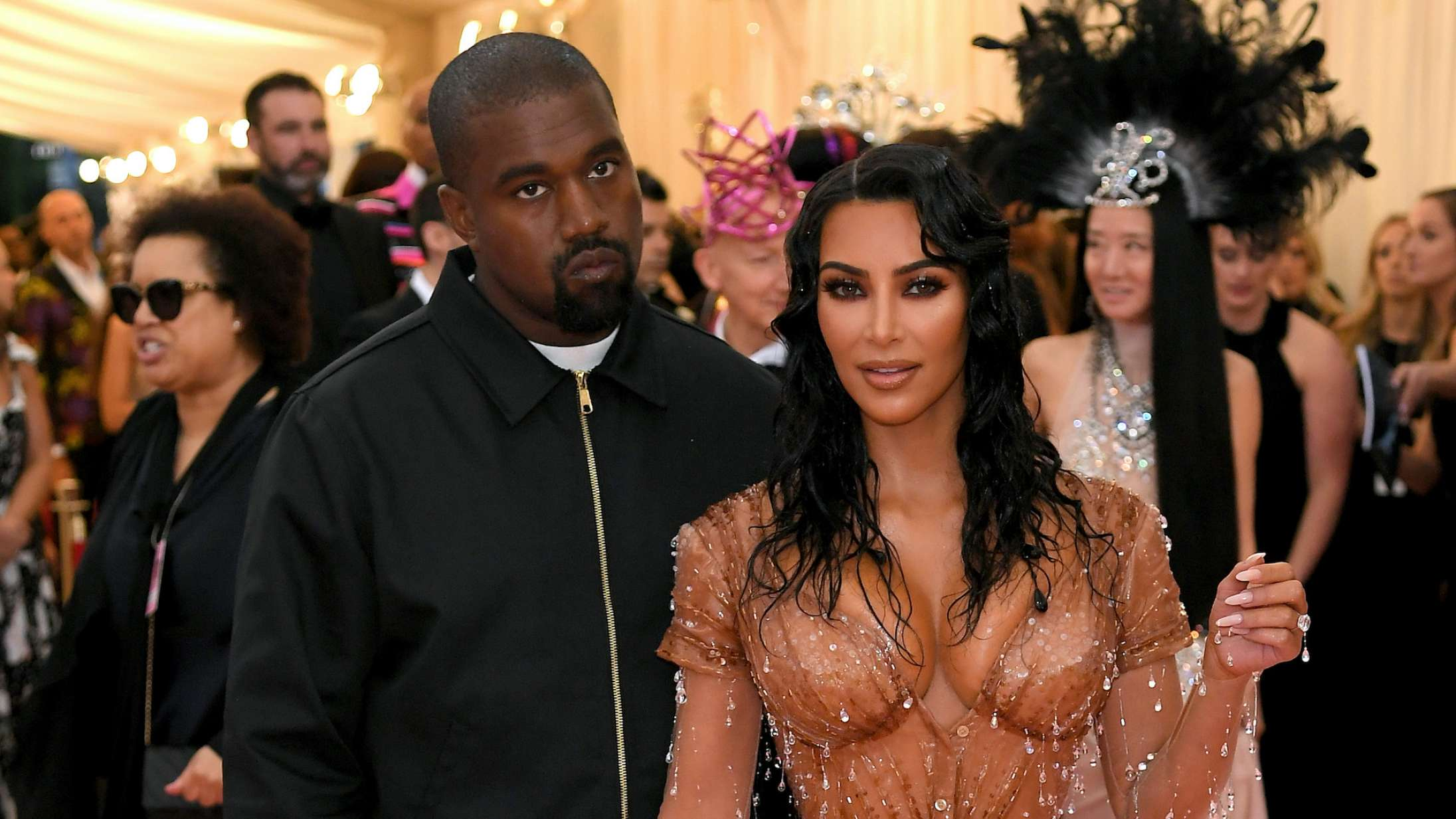 Sådan har Kanye Wests skilsmisse påvirket kommende album
