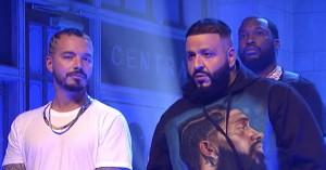 DJ Khaled havde hele otte gæster med til 'Saturday Night Live' – lavede hyldest til Nipsey Nussle