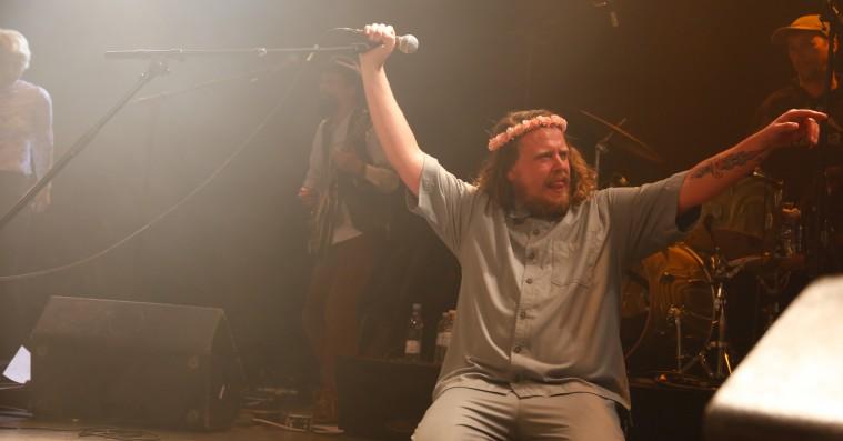 Excentriske M. Rexen var en fremragende showman på Spot Festival
