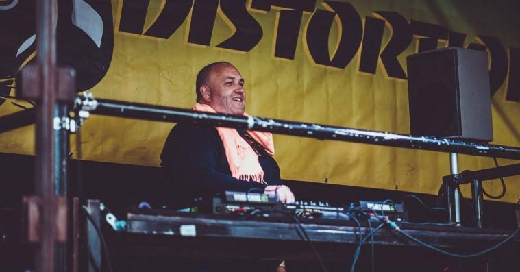 Distortion hylder Master Fatman med storslået happening under gadefesten på Nørrebro