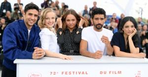 Skuespillerne i numsefilm fra Cannes blev presset til eksplicit sex, forlyder det
