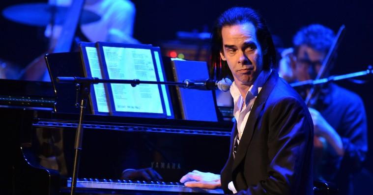 Nick Cave spillede dramaet frem og svarede på spørgsmål om sorg (og ananaspizza) i DR Koncertsalen