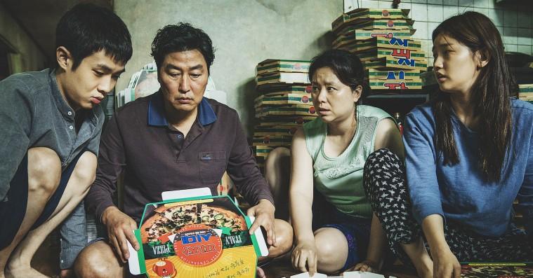 Instruktør Bong Joon-ho forklarer miniserieversion af 'Parasite'